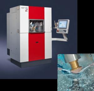 Schneider Optical Polishing Machine