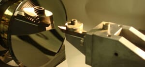 Diamond Turned Optical Components