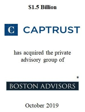 Captrust-BostonAdvisors tombstone