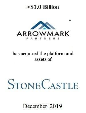 StoneCastle-Arrowmark tombstone