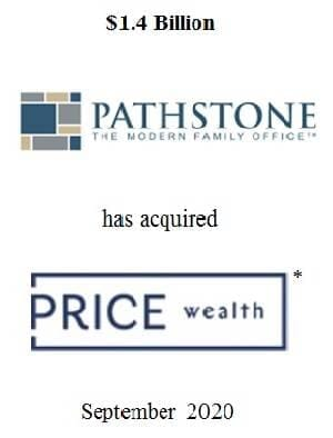 Pathstone Price Wealth tombstone