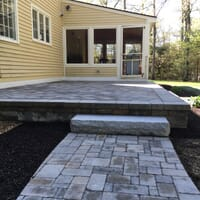 North Point Outdoors patio and walkways photos