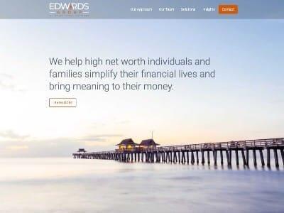 Edwards Group website screenshot