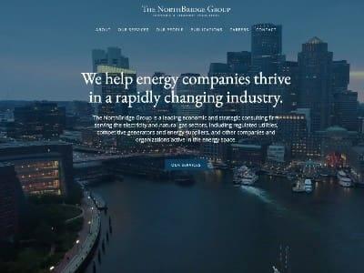 The NorthBridge Group website screenshot