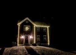 Epping NH holiday lighting image
